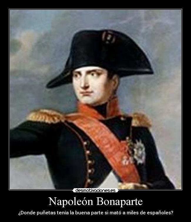 Napoleón Bonaparte  ba7cc94f022