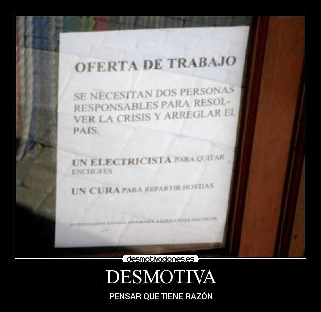 carteles mariocasas desmotivaciones