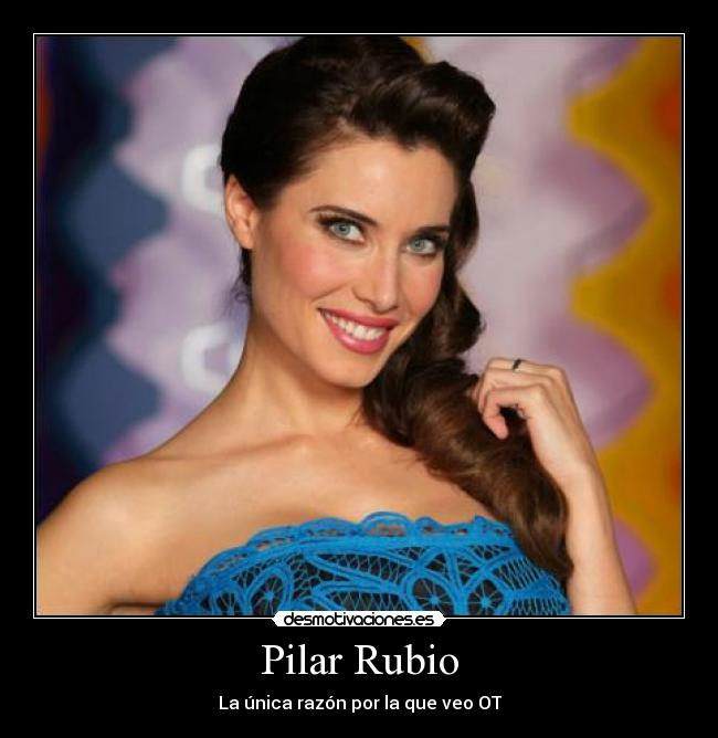 Tatuajes Pilar Rubio pilar rubio   desmotivaciones
