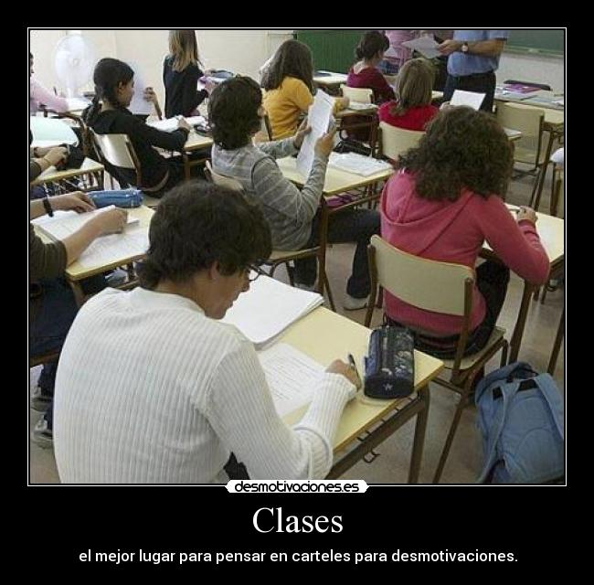Clases -