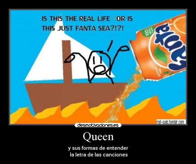 carteles mazinger queen fanta sea lol desmotivaciones