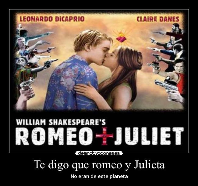 Sexo y muerte en Romeo y Julieta - shmoopcom