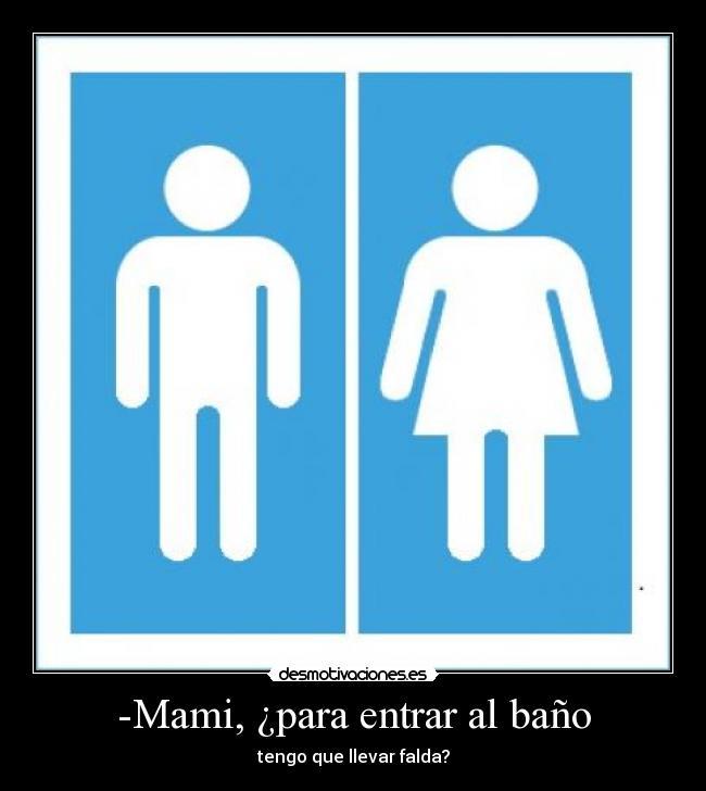 Imagen Para Baño De Damas:Letreros De Banos Damas