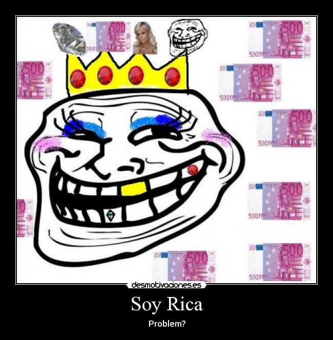 Soy Rica -