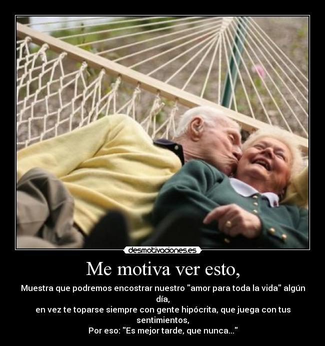 ... amor pareja vida tierno novios enamorado abuelos abuelo vejez