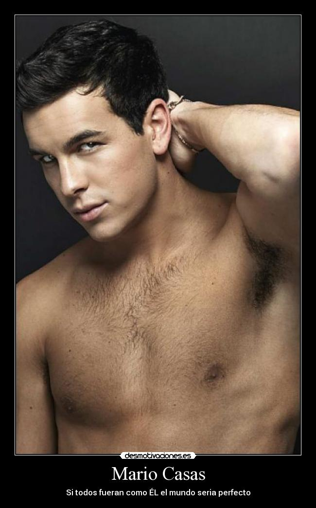 Mario Casas - Si todos fueran como L el mundo seria perfecto