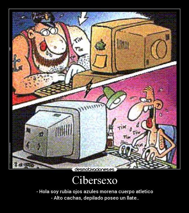 Resultado de imagen para cibersexo