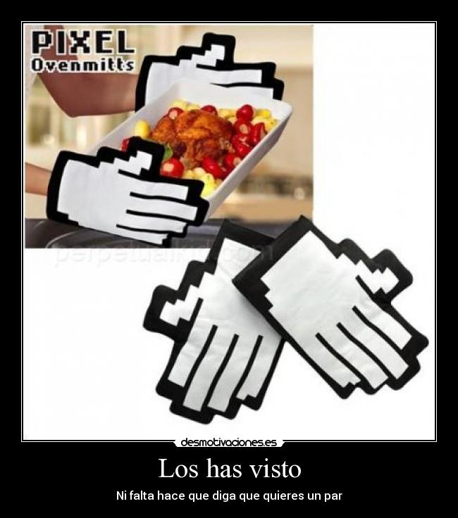 carteles pixel windows manoplas desmotivaciones