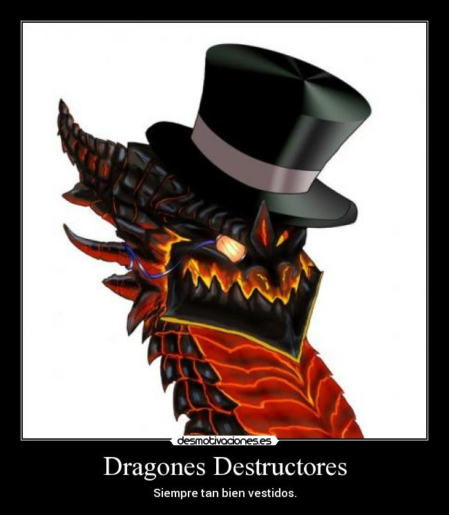 carteles dragon wow world warcraft noble nobleza asesino vestir ropa desmotivaciones