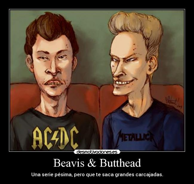 beavis and butthead wallpaper. Beavis amp; Butthead