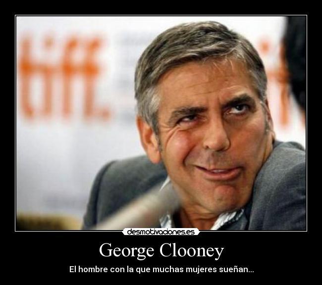 George clooney desnudo CromosomaX