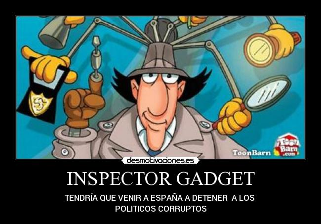 Inspector Gadget The Movie Database Picture