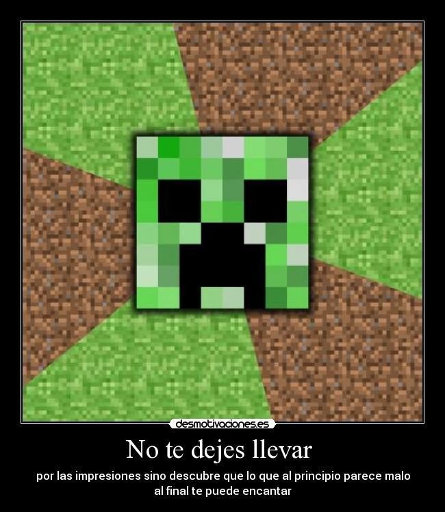 Creepypasta Minecraft: Los creepers del infierno. - Taringa!