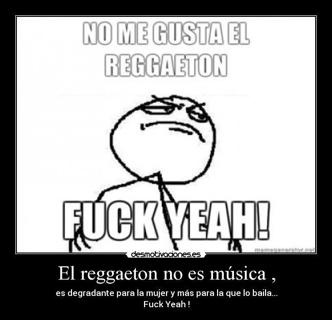 musica reggueton: