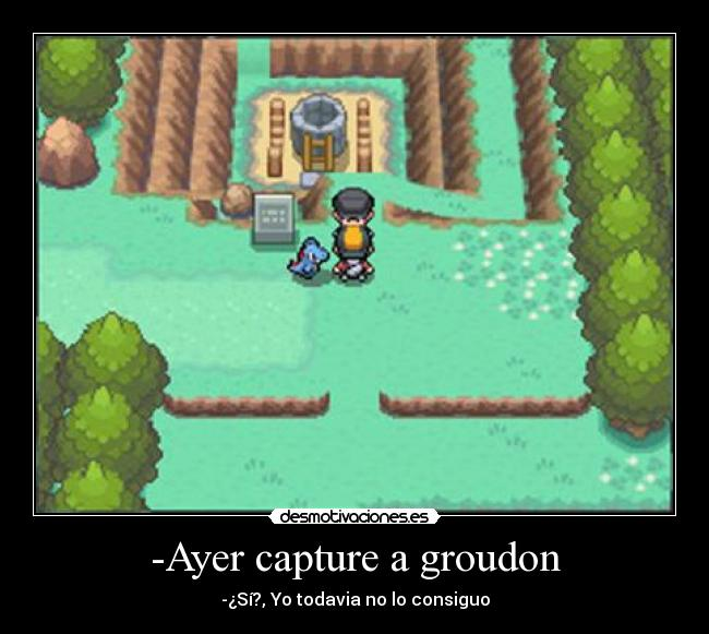 how to catch groudon in soul silver