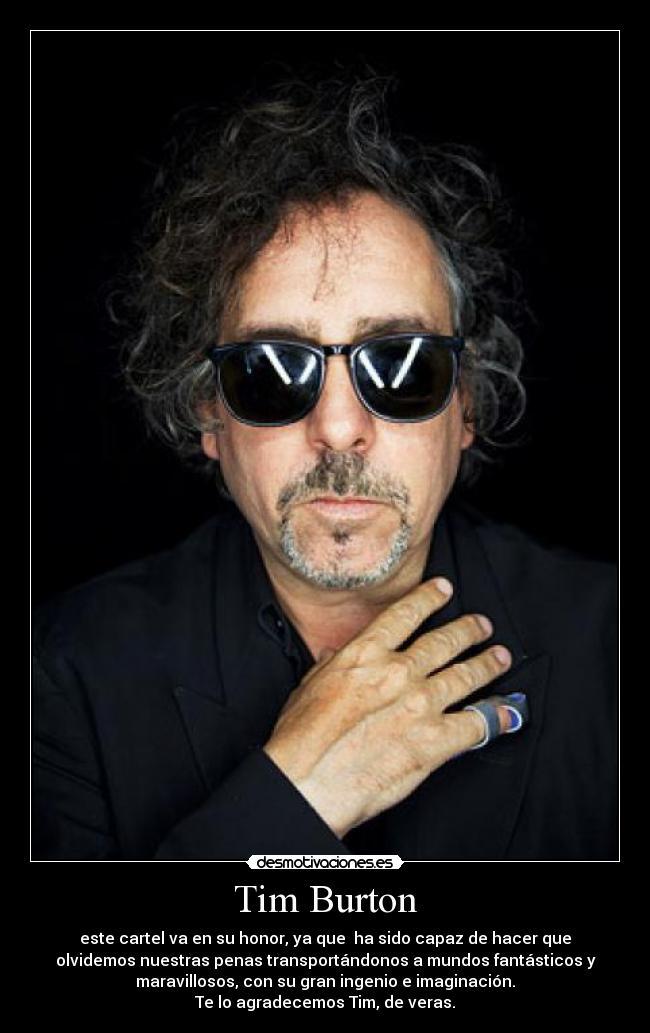 Cortometrajes de Tim Burton