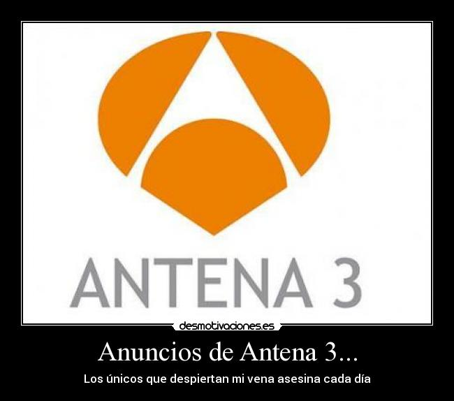 24 antena 3: