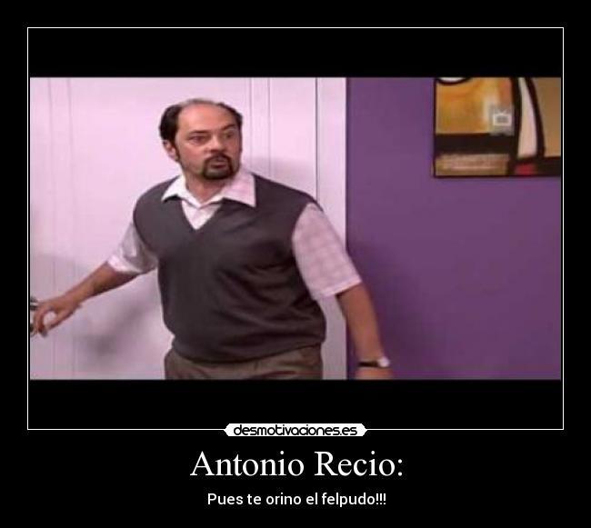 Feliz Navidad Antonio Recio.Antonio Recio Desmotivaciones