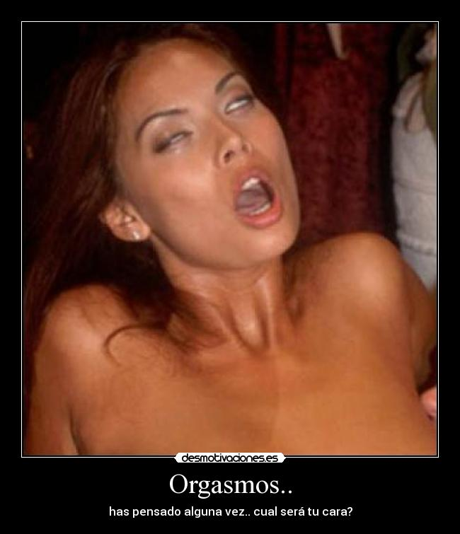 De la mujer al orgasmo