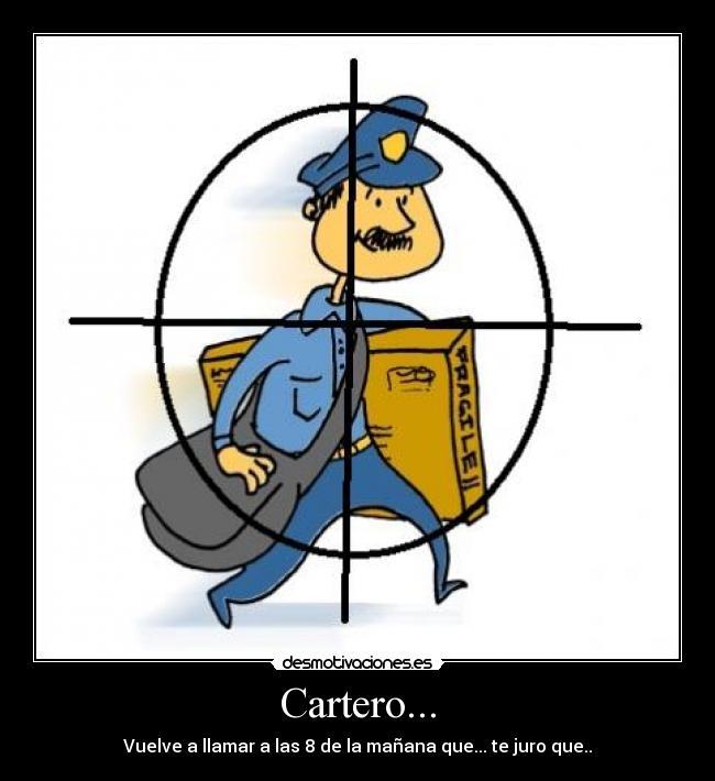 cartero types