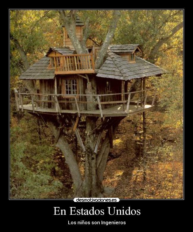 Im genes y carteles de arbol desmotivaciones - Casas de madera en arboles ...