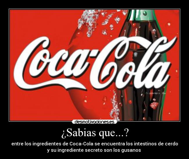 coca cola descriptive ethical theories