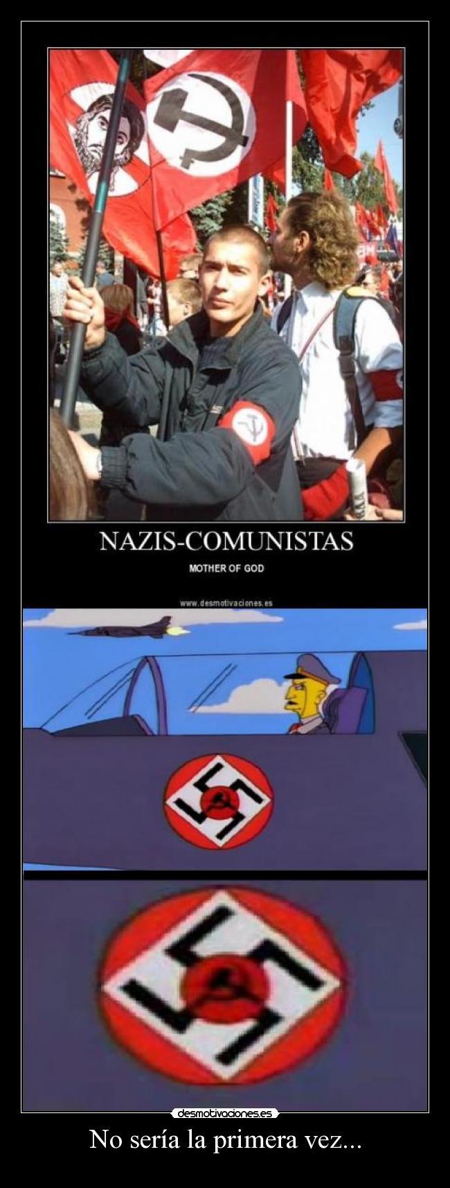 Imagenes de humor Comunista y Capitalista Comunistasnazis