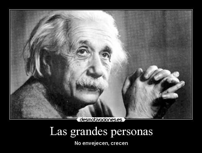grandes personas: