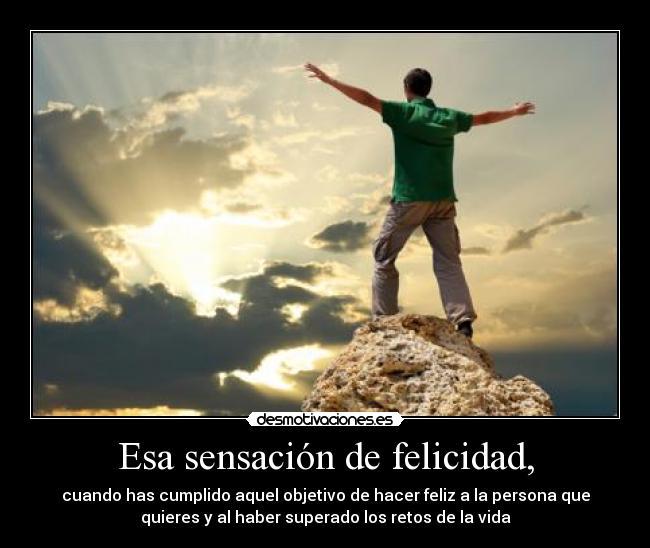 felicidad de dios:
