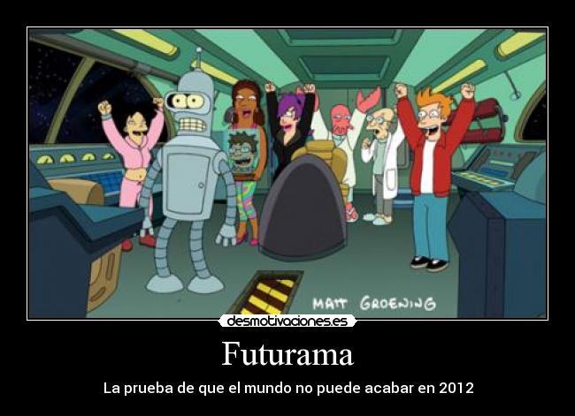 mundo futurama