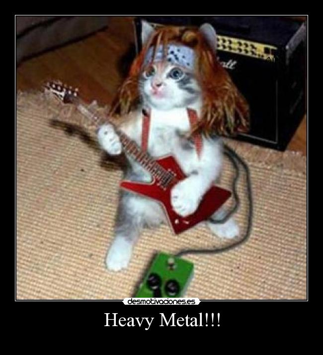 Heavy Metal!!! -