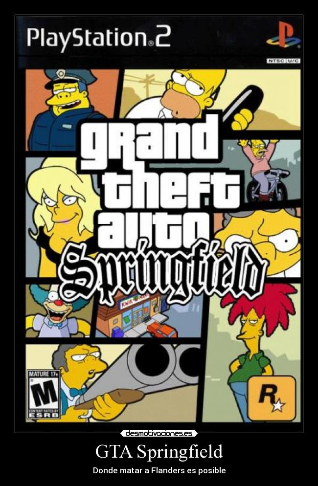 Gta Springfield Free Download Pc