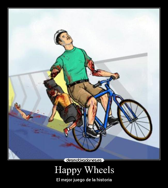 happy wheels descargar completo