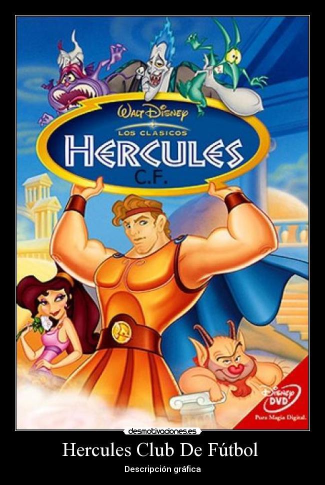 hercules club: