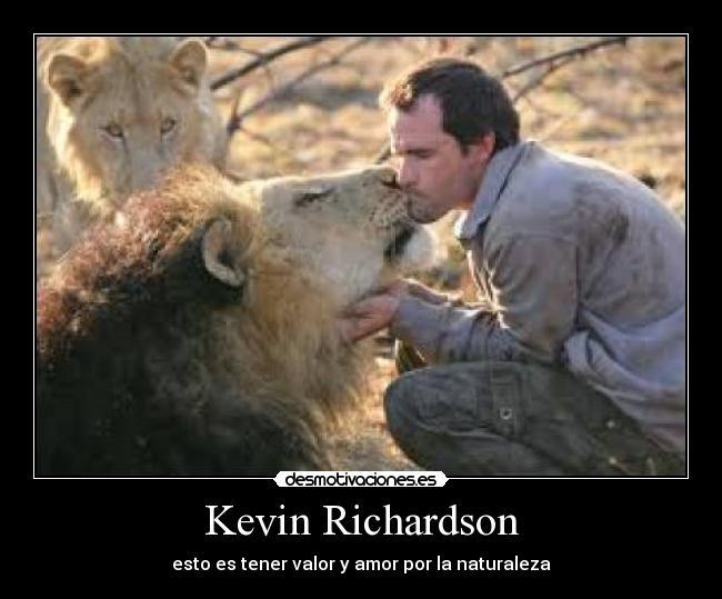 Kevin Richardson Desmotivaciones