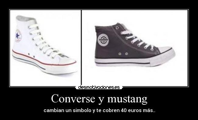 Mustang Zapatos Converse Mustang Mustang Converse Zapatos Zapatos Converse I2DW9EH