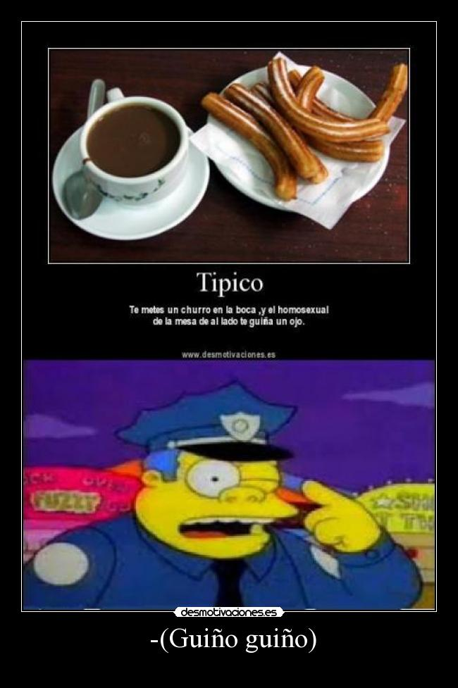 Churro con chocolate - 5 8