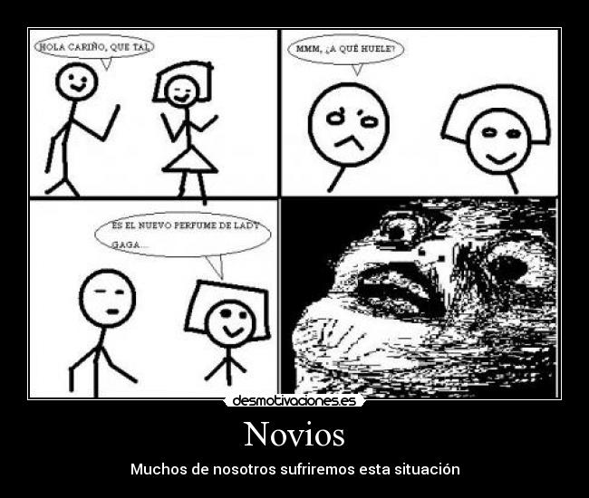 Novios - Muchos de nosotros sufriremos esta situacin