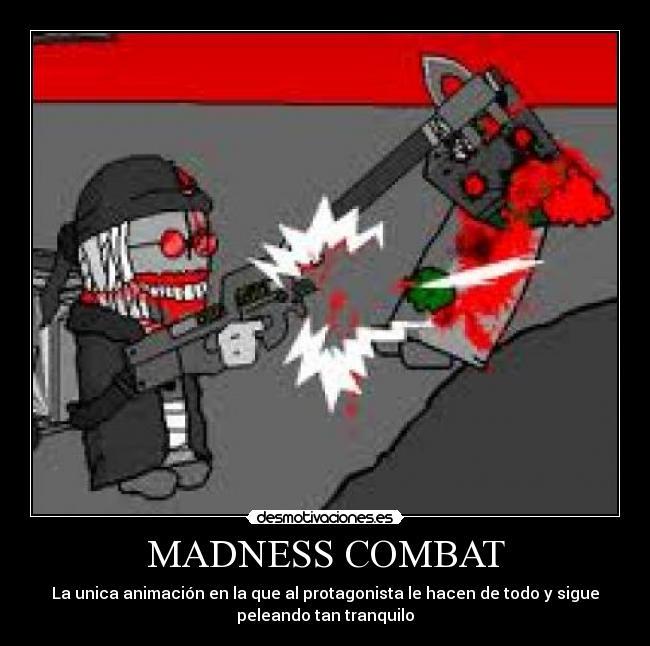 Madness Combat Desmotivaciones
