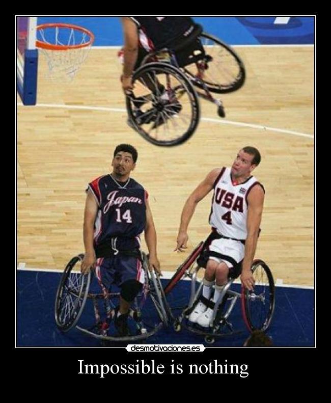Im genes y carteles de basquet pag 2 desmotivaciones - Baloncesto silla de ruedas ...