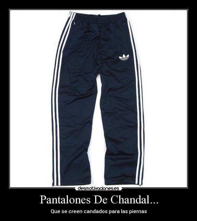 carteles pantalones chandal desmotivaciones cf1164381111