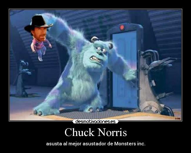 Chuck Norris | Desmotivaciones