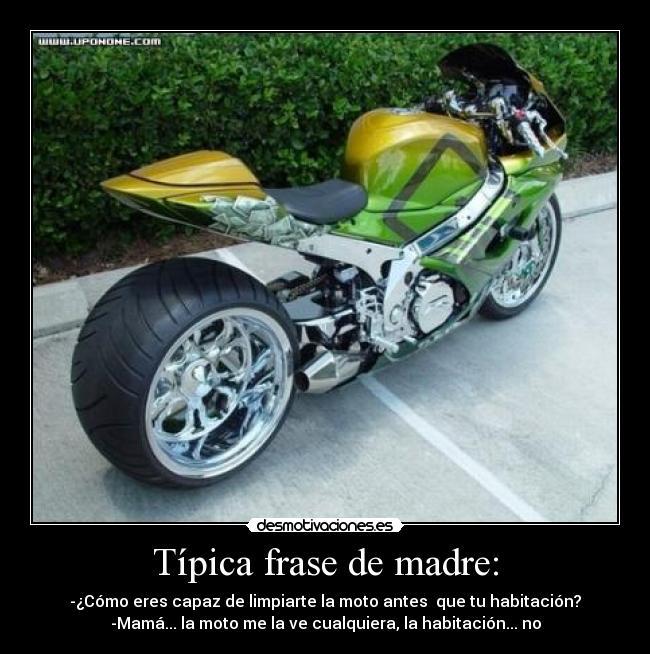 Imagenes De Moto Con Frases Imagui