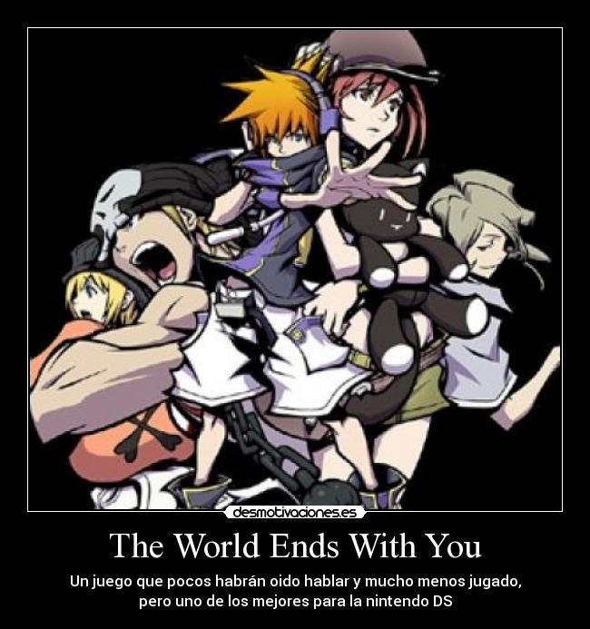 The World Ends With You -