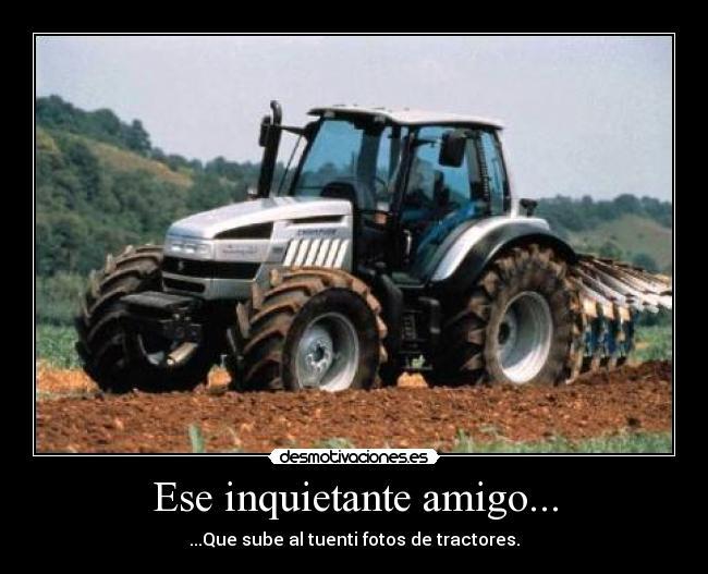 Fotos De Tractores Taringa
