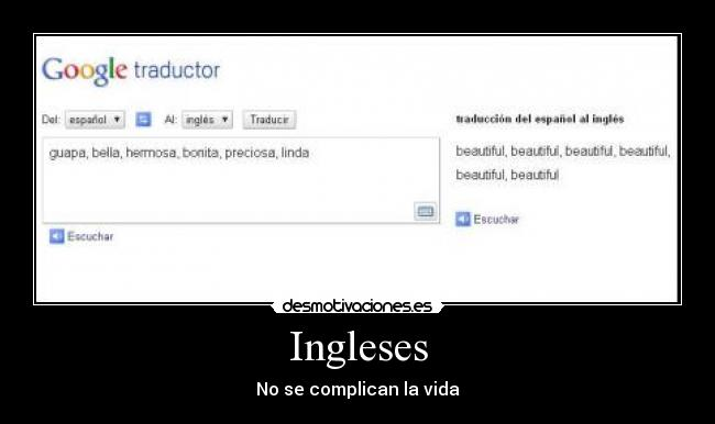 carteles ingleses traductor espanol ingles beautiful desmotivaciones