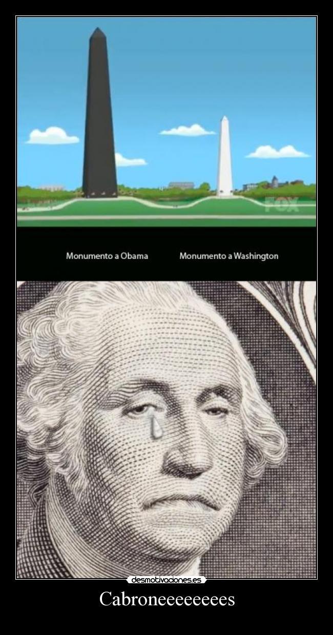Desmotivaciones Y Humor negro Washington