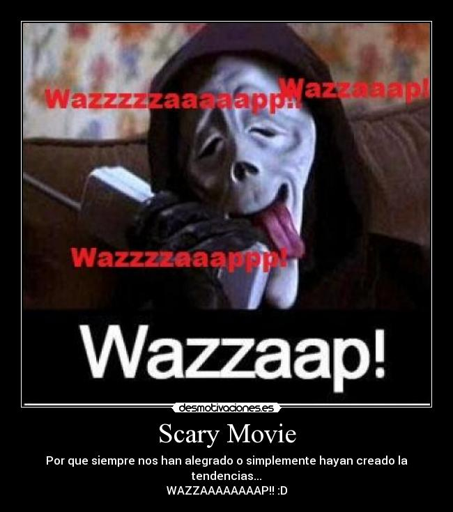 Scream Meme Wassup Carteles screamScream Meme