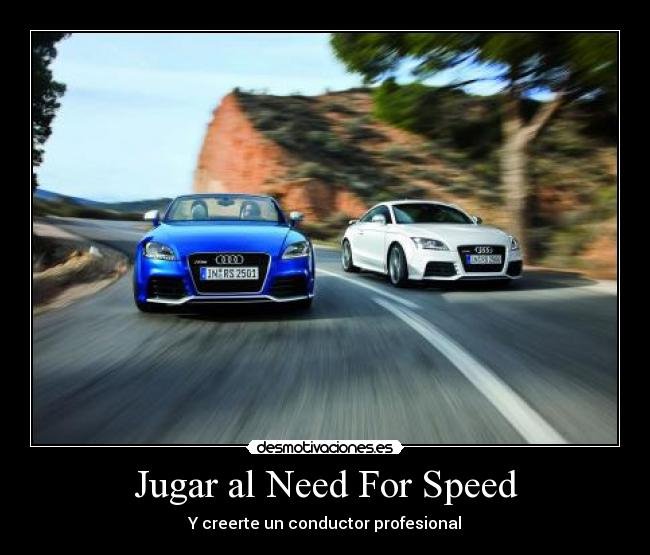 jugar por internet need for speed: