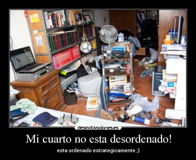 Limpiar el cuarto the image kid has it for Cuarto desordenado